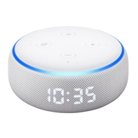 Amazon Echo Dot 3 Sandstone Smart Speaker with Clock/Alexa