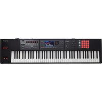 Roland FA-07 Synthesizer Music Workstation, Black