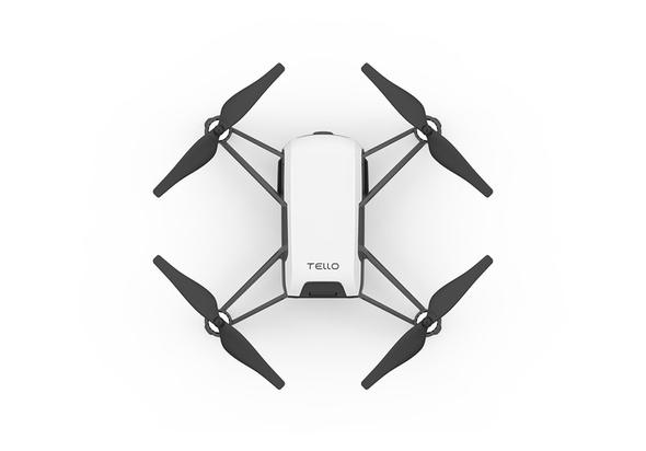 DJI Ryze Tello Quadcopter Drone