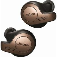 Jabra Elite 65t True Wireless Earbuds, Copper Black