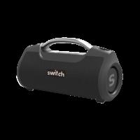 Switch Boombox Bluetooth Speaker Black+ UV Care Sanitizer
