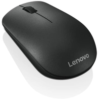 Lenovo GY50R91293 Wireless Mouse (WW) , Black