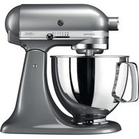 KitchenAid 5KSM125 Artisan 4.8 L Tilt Head Stand Mixer,  Contour Silver