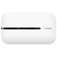 Huawei E5576 4G Mobile Wi-Fi Router 150 Mbps, White