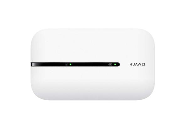 Huawei E5576 4G Mobile Wi-Fi Router 150 Mbps, White