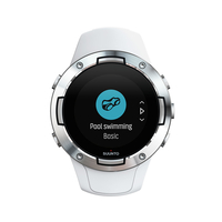 Suunto 5 Compact GPS Sports Watch,  White