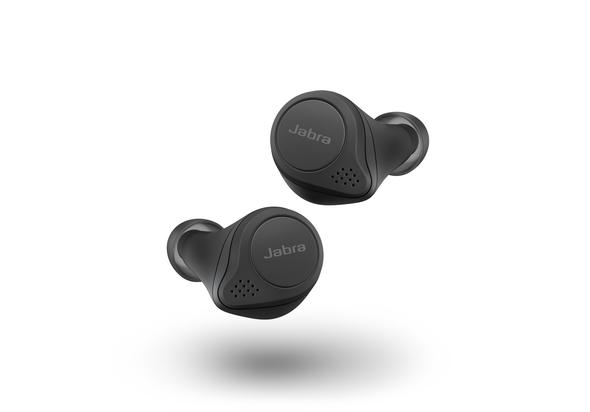 Jabra Elite 75t True Wireless Earbuds, Black