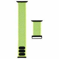 Case-Mate CM-CM041682 42-44mm for Apple Watch Nylon Band, Neon Green