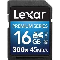 Lexar LSD16GBBEU300 16GB SD Card