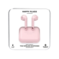 Happy HP-1622 Plugs Air 1 True Wireless In-Ear Headphones, Pink
