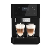 Miele Fully Automated Coffee Machine CM 6160 MilkPerfection, Obsidian Black