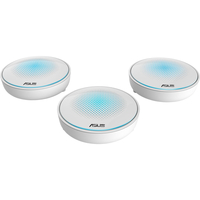 Asus AC2200 Tri-Band Whole-Home Wi-Fi System Mesh Network