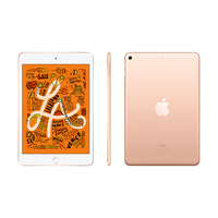 "Apple iPad Mini 2019 7.9"" Wi-Fi, 64 GB,  Gold"