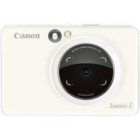Canon Zoemini S Instant Camera Printer,  Pearl White