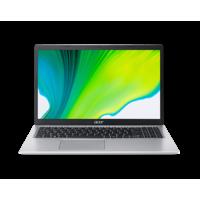 لابتوب أيسر اسبير 5, Core i7-1165G7, Nvidia GeForce MX350 ذاكرة 12 جيجا سعة 1 تيرا بايت+ 256 جيجا , 2 جيجا جرافيكس, شاشة 15.6 انش , فضي