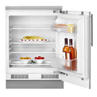 Teka 130 liters Built-In Fridge TKI3 145 D