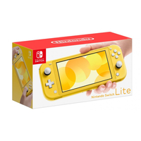 Nintendo Switch Lite,  Yellow