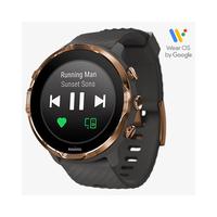 Suunto 7 GPS Sport Smartwatch,  Graphite Copper
