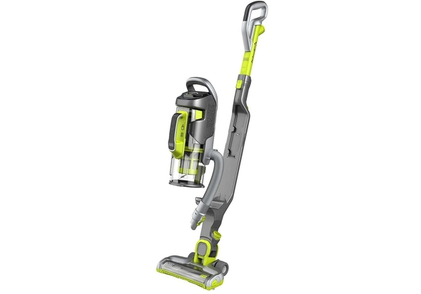 Black+ Decker Multipower Allergy Cordless 2-in-1 Stick Vacuum with Removeable Hand Vacuum, Green