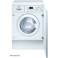 Siemens Built In 7/4 Kg Washer Dryer, WK14D321GC