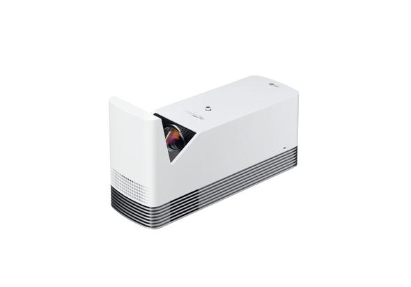 LG HF85JG Ultra Short Throw Laser Projector