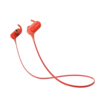 Sony MDRXB50BS EXTRA BASS Sports Bluetooth In-ear Headphones, Red