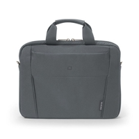 Dicota Slim Case BASE 13-14.1 inch Laptop Case, Grey