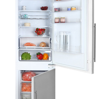 Teka 285 Liters Built-In bottom freezer Refrigerator CI3 342, Antibacterial, Electronic panel