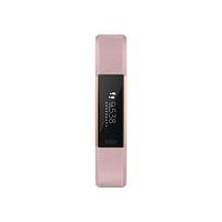 Fitbit Alta HR, Pink Rose Gold, Large