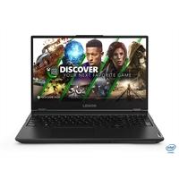 """Lenovo Legion 5 i7-10750H, 16GB, 1TB HDD+ 256GB SSD, RTX2060 6GB Graphics, 15.6"""" FHD Gaming Laptop, Phantom Black"""