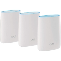 Netgear RBK53 Orbi AC3000 Tri-band WiFi 3-pack WiFi with Armor