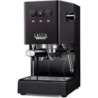 Gaggia RI9480 Classic New Home Espresso Machine, Black
