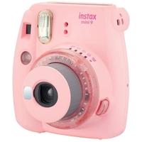 Fujifilm Instax Mini 9, Clear Pink