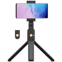 Porodo Bluetooth Selfie Stick with Tripod
