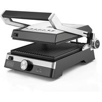 Black & Decker 2000W Family Health Grill, Black/Silver, CG2000-B5