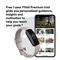 Fitbit Inspire 2 Fitness Tracker,  Desert Rose