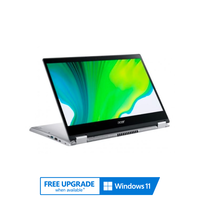 """Acer Spin 5 i7-1165G7, 16GB RAM, 1TB SSD, 13.5"""" FHD Laptop, Silver"""
