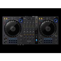 وحدة تحكم دي جي 4 قنوات من بايونير DDJ-FLX6 لـ Rekordbox و Serato DJ Pro