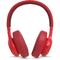 JBL E55BT Wireless over-ear Headphones, Red
