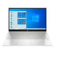"HP Pavilion 15 15-EG0045NE, Core i5-1135G7, 8GB RAM, 256GB SSD, Intel Iris Xe Graphics, 15.6"" FHD Laptop, Silver"