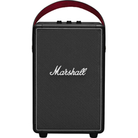 Marshall Tufton Portable Bluetooth Speaker, Black