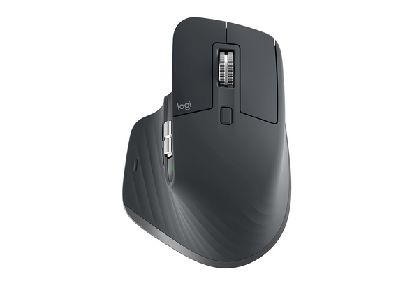 Logitech MX Master 3 for Mac Mouse,  Graphite