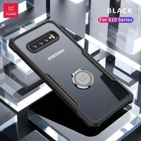 Xundo S10BBC Phone Case for Samsung S10, Black