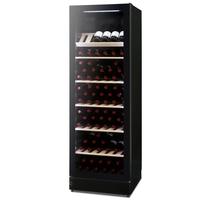 Vestfrost Beverage Cooler, 197 Bottles, WFG185BLACK