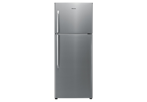 Hisense A+ Top Mount Refrigerator - 650 LTR S. Steel Finish with deodorizing filter, Stainless Steel