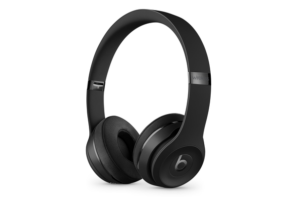 Beats Solo3 Wireless Headphones The Beats Icon Collection, Matte Black