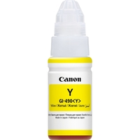 Canon GI-490 Yellow Ink Bottle