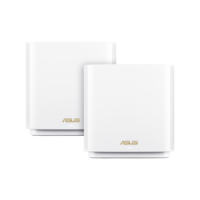 Asus ZenWiFi AX (XT8) AX6600 Whole-Home Tri-band Mesh WiFi 6 System 1Pack, White