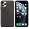 Apple iPhone 11 Pro Max Silicone Case, Black
