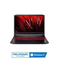 "Acer Nitro 5, Core i7-11800H, 16GB RAM, 1TB SSD, Nvidia GeForce RTX 3050Ti 4GB Graphics, 15.6"" FHD 144Hz Gaming Laptop, Black"